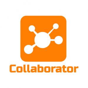 Logo LMS Collaborator square type